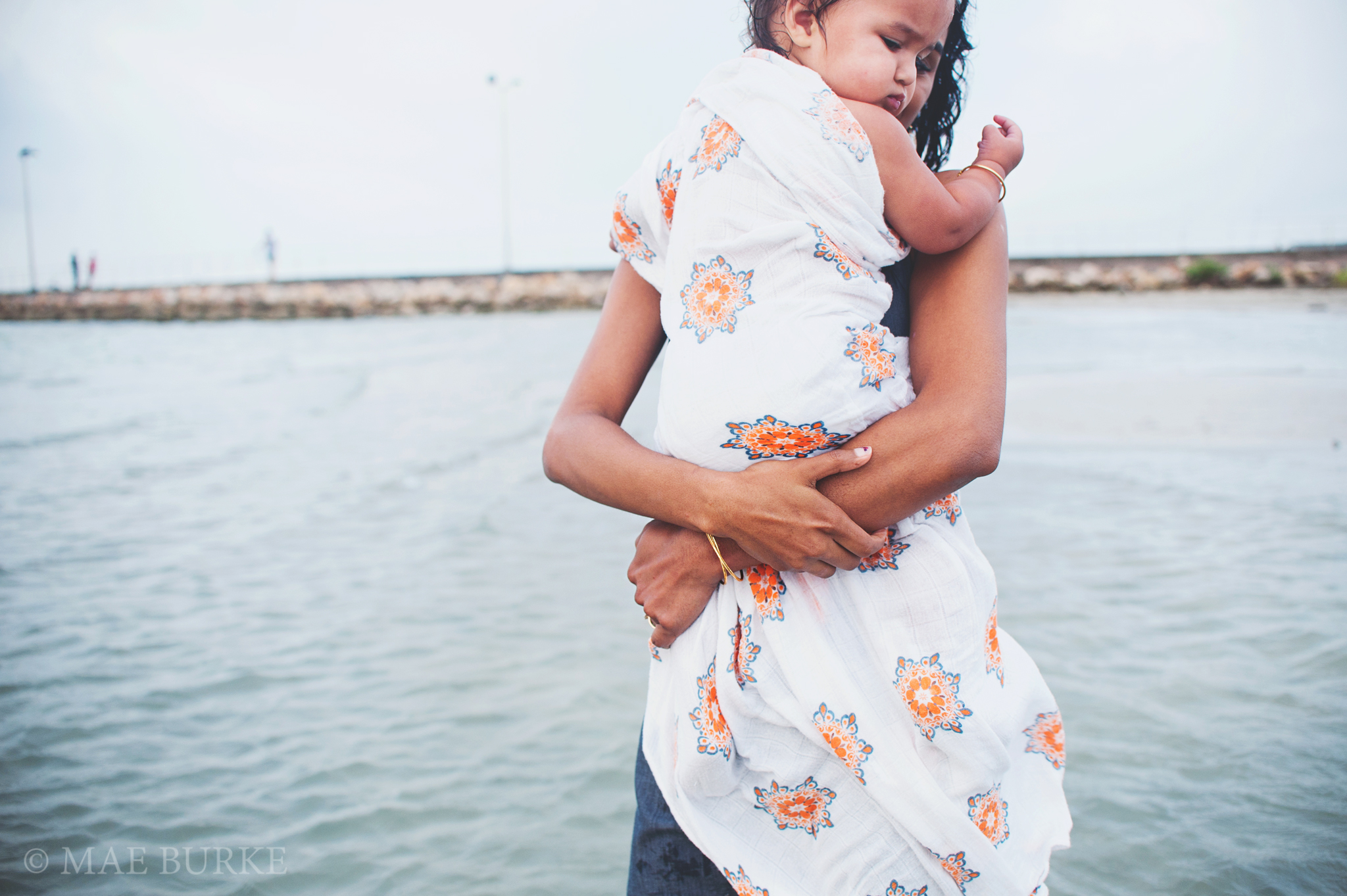 Family Session on Rockport Beach