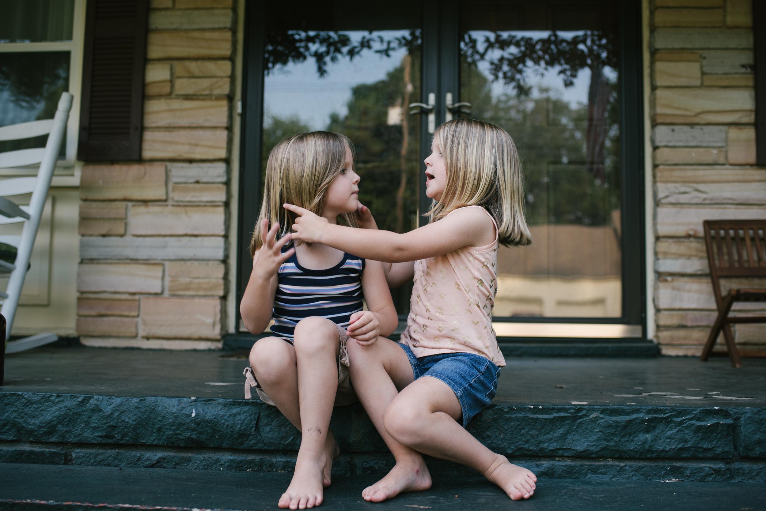 Mae Burke Motherhood Photographer Family Session at Home in Alabama-2.JPG
