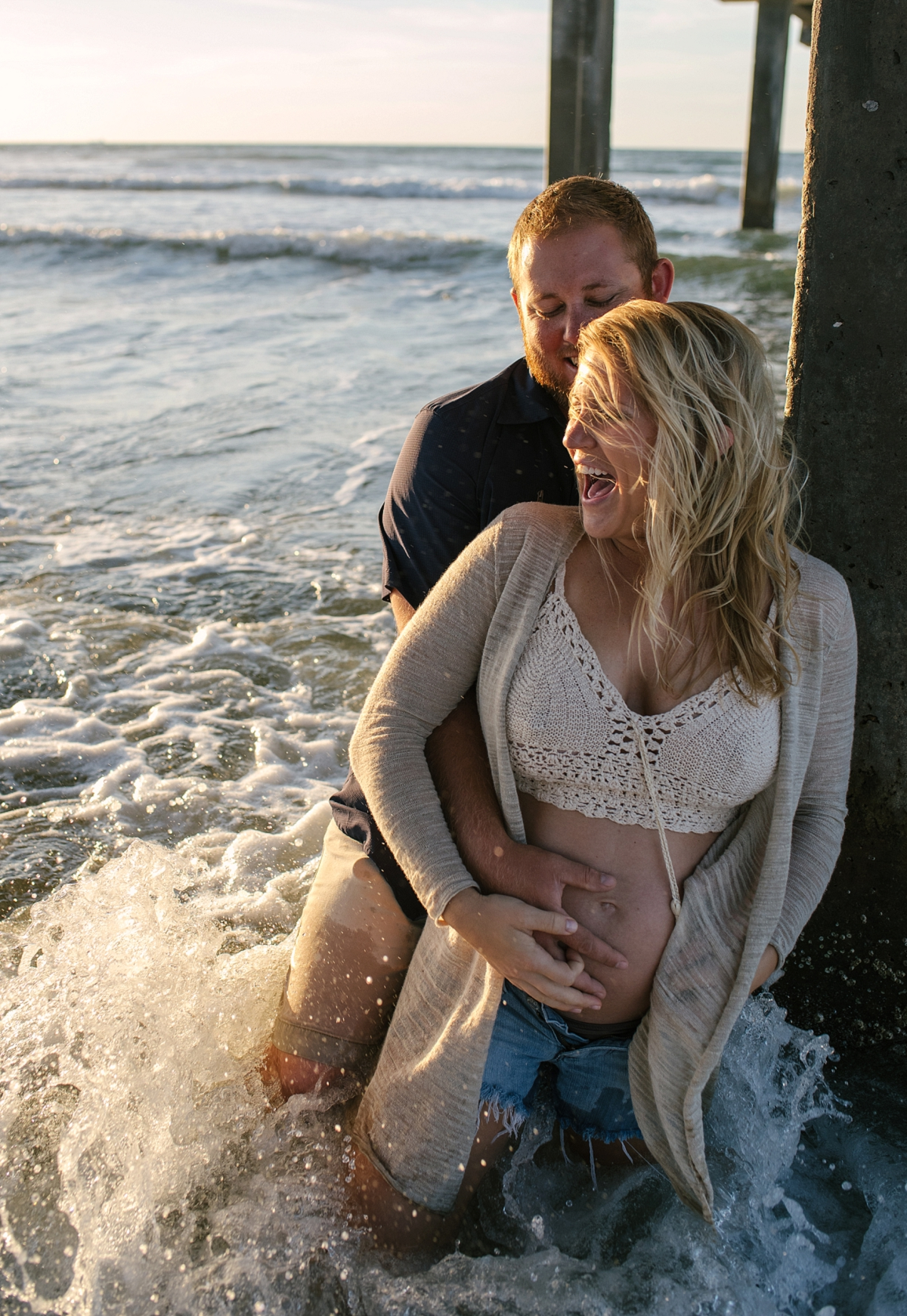 Mae Burke Port Aransas Coastal Bend Maternity Photographer Jeffery Family-23.JPG