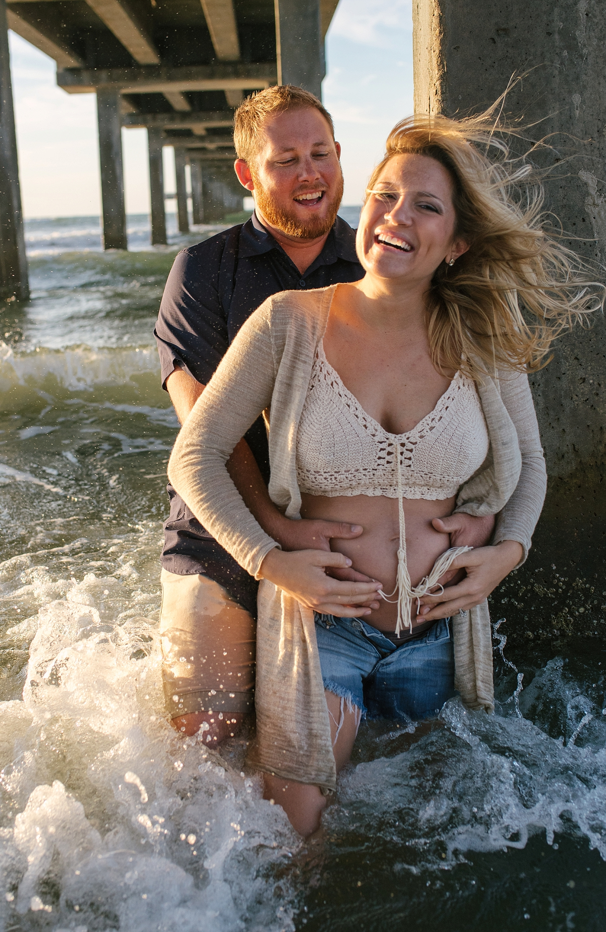 Mae Burke Port Aransas Coastal Bend Maternity Photographer Jeffery Family-28.JPG