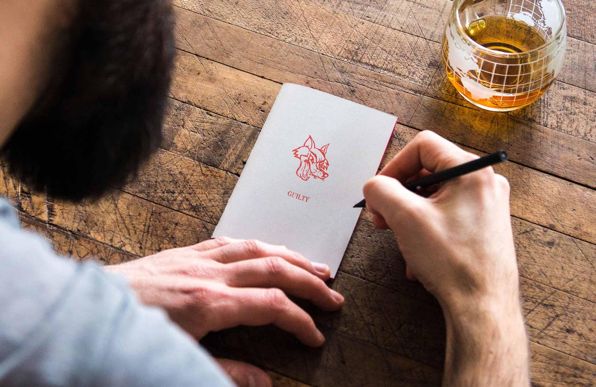 custom handmade journal