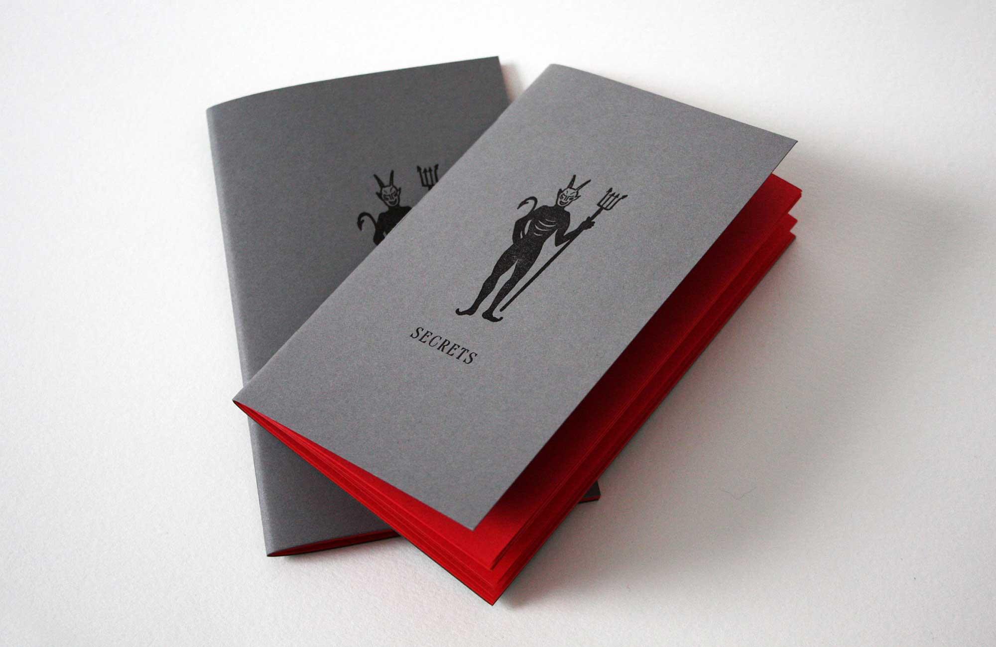 Devil illustration design