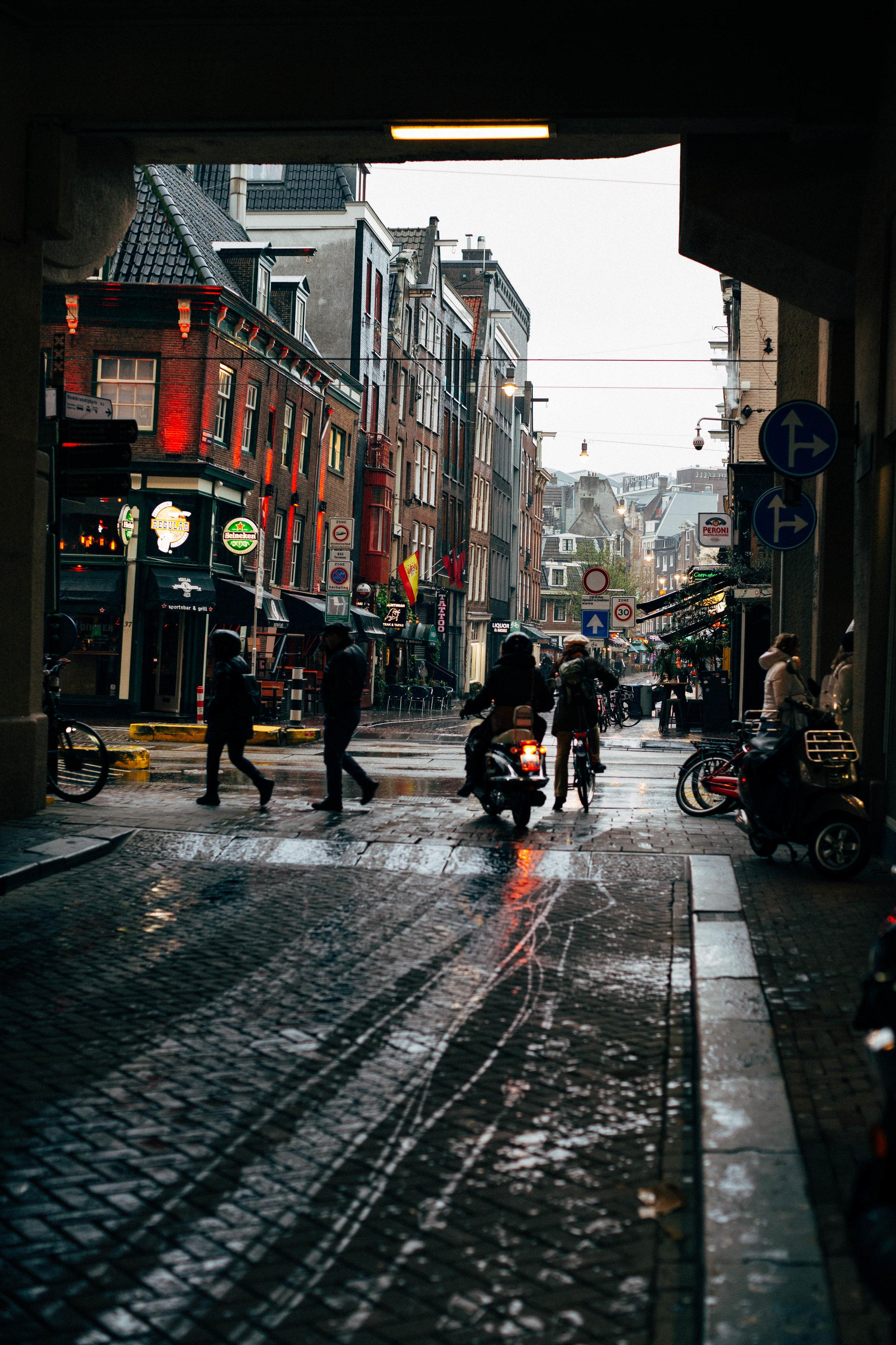 motorbike-amsterdam