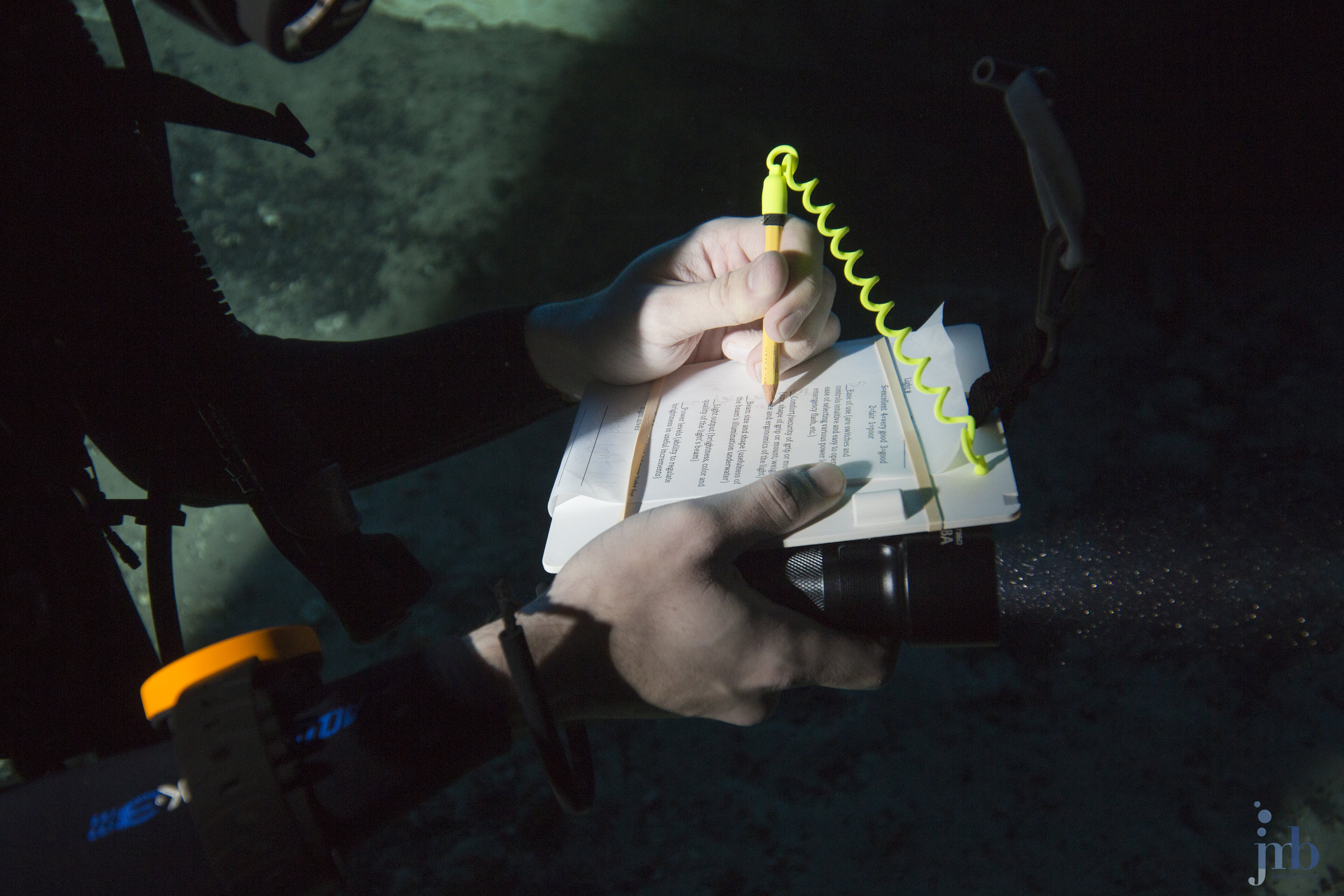 Scuba Diving Lights: Behind-the-Scenes