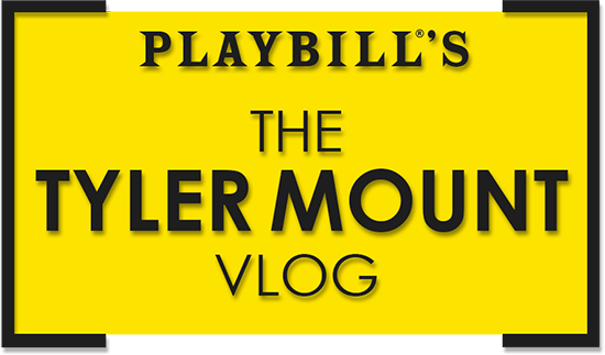 The chosen logo for the Playbill.com chapter of the Vlog.