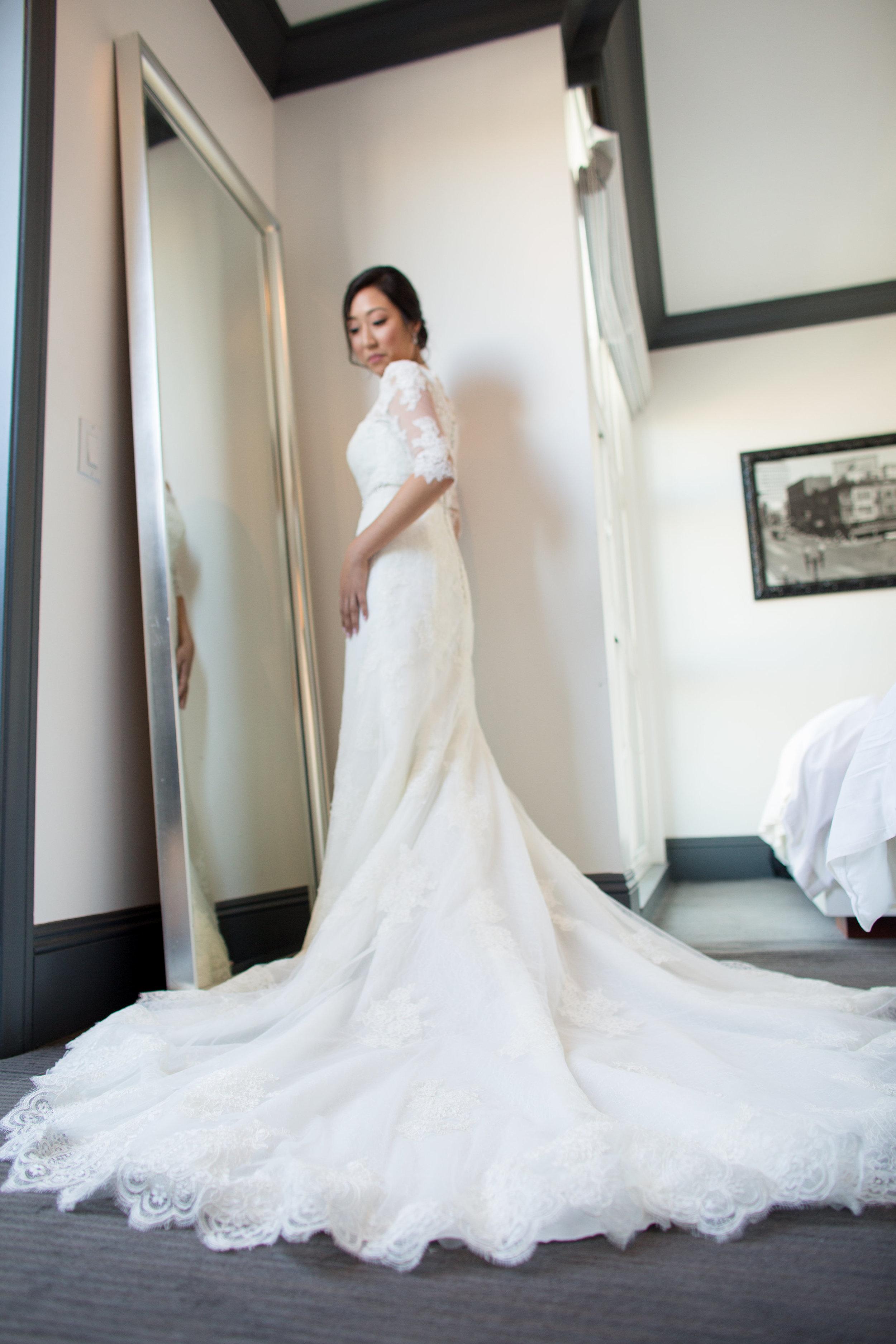 Angie's Wedding Dress