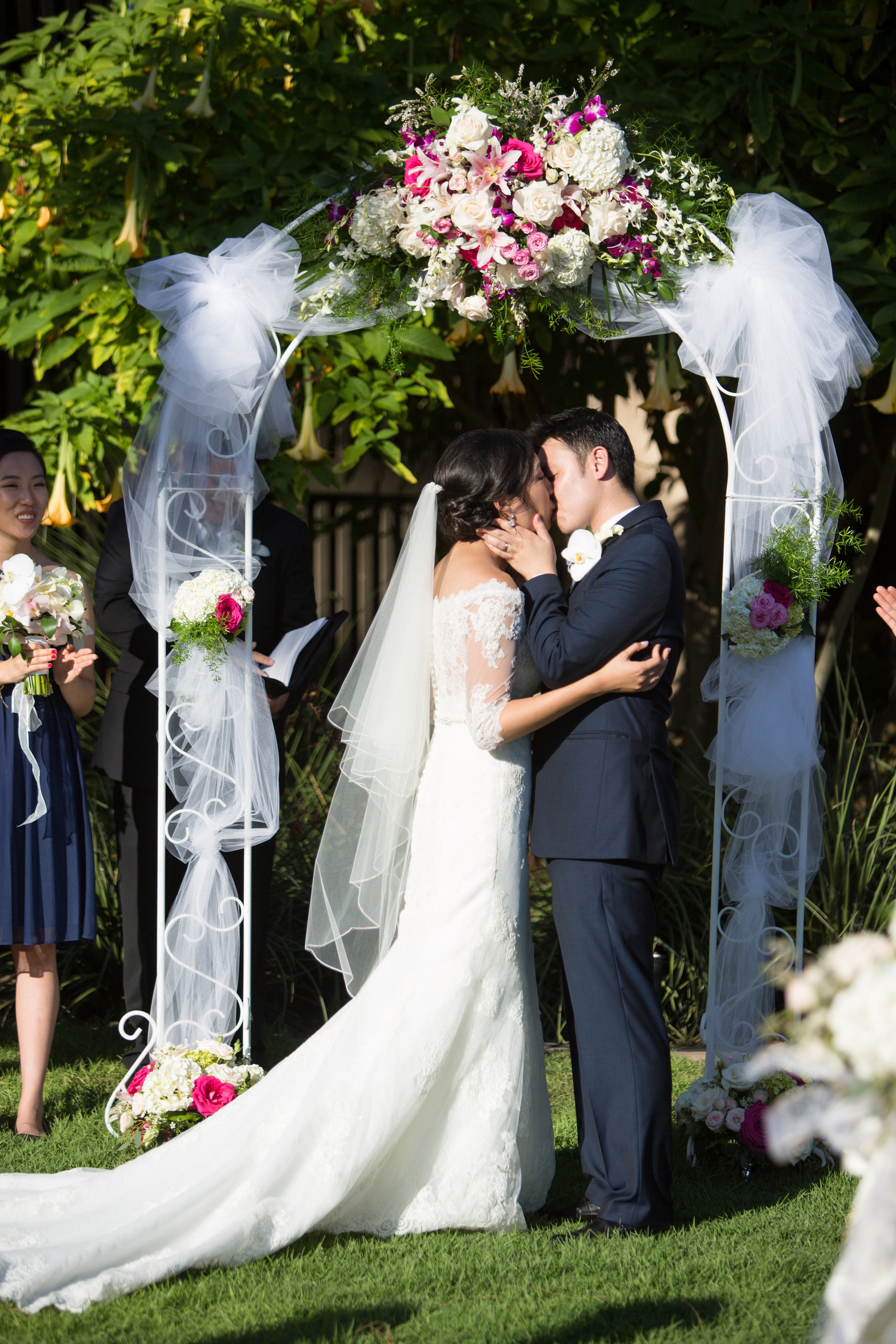 Angie and John are Married!
