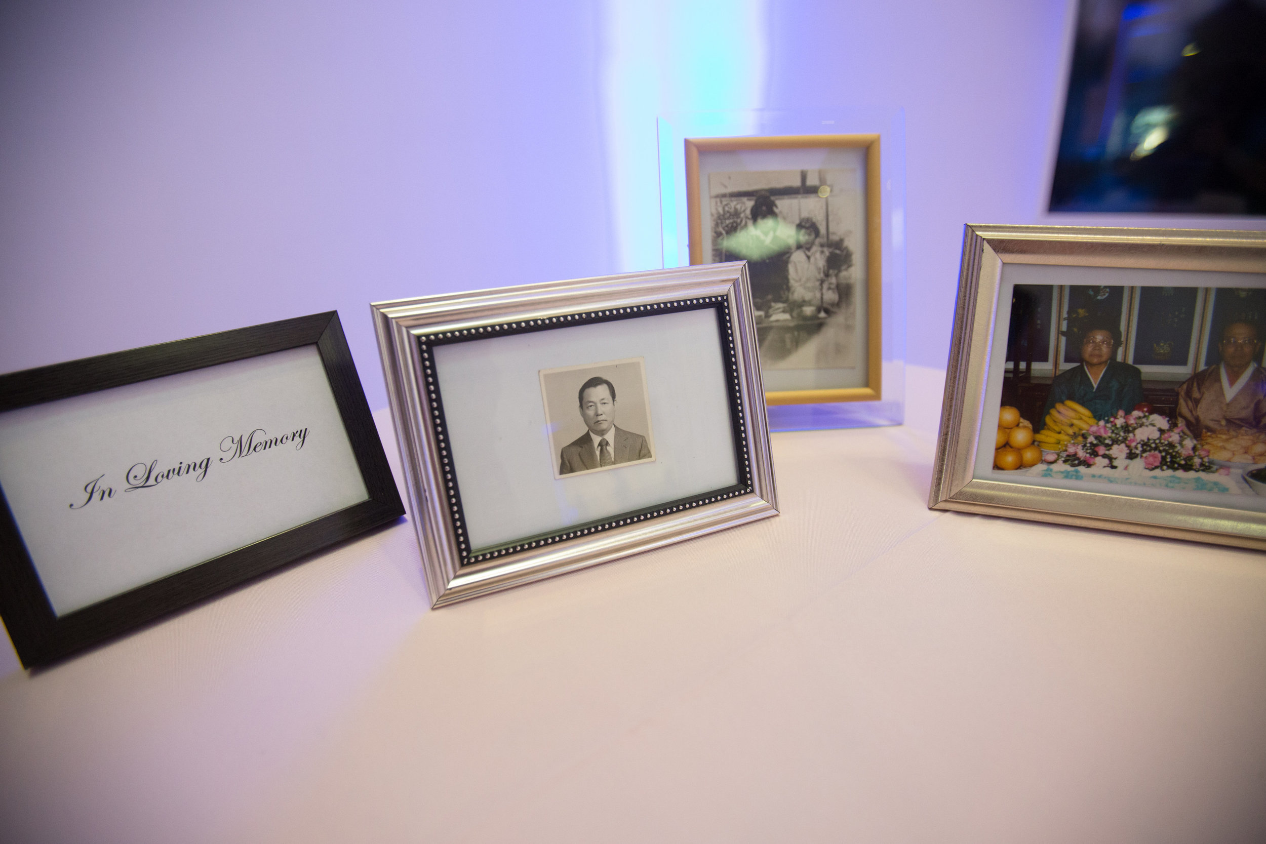 Photographs of Loved Ones