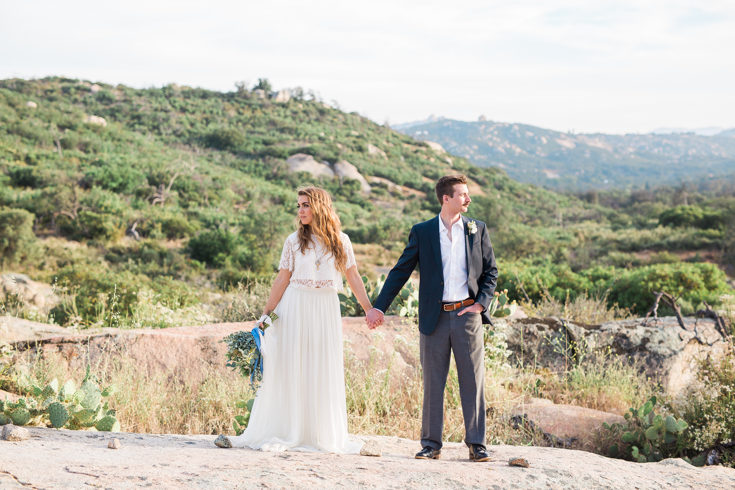 California Dreaming of You Styled Shoot - Bradford Ranch  - Jamul, CA
