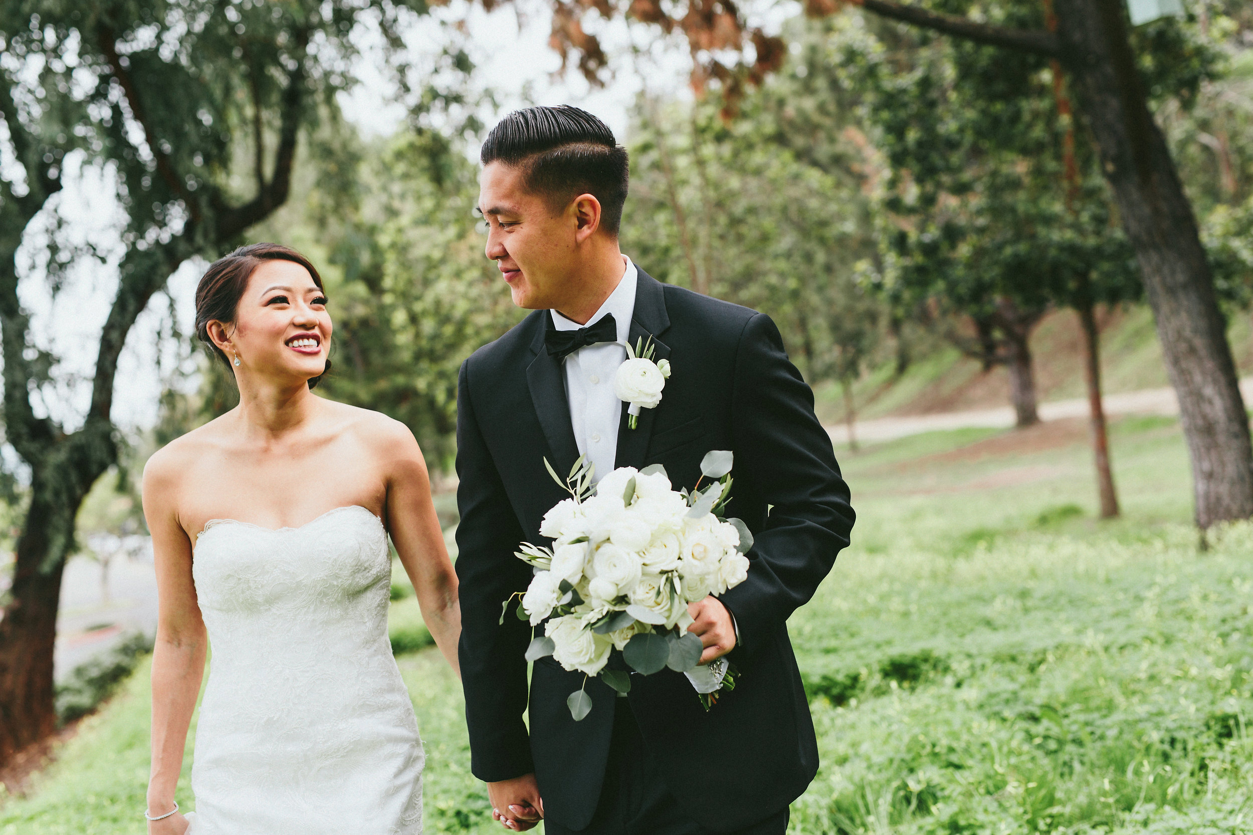 Carrie & Greg - Los Coyotes Country Club  - Buena Park, CA