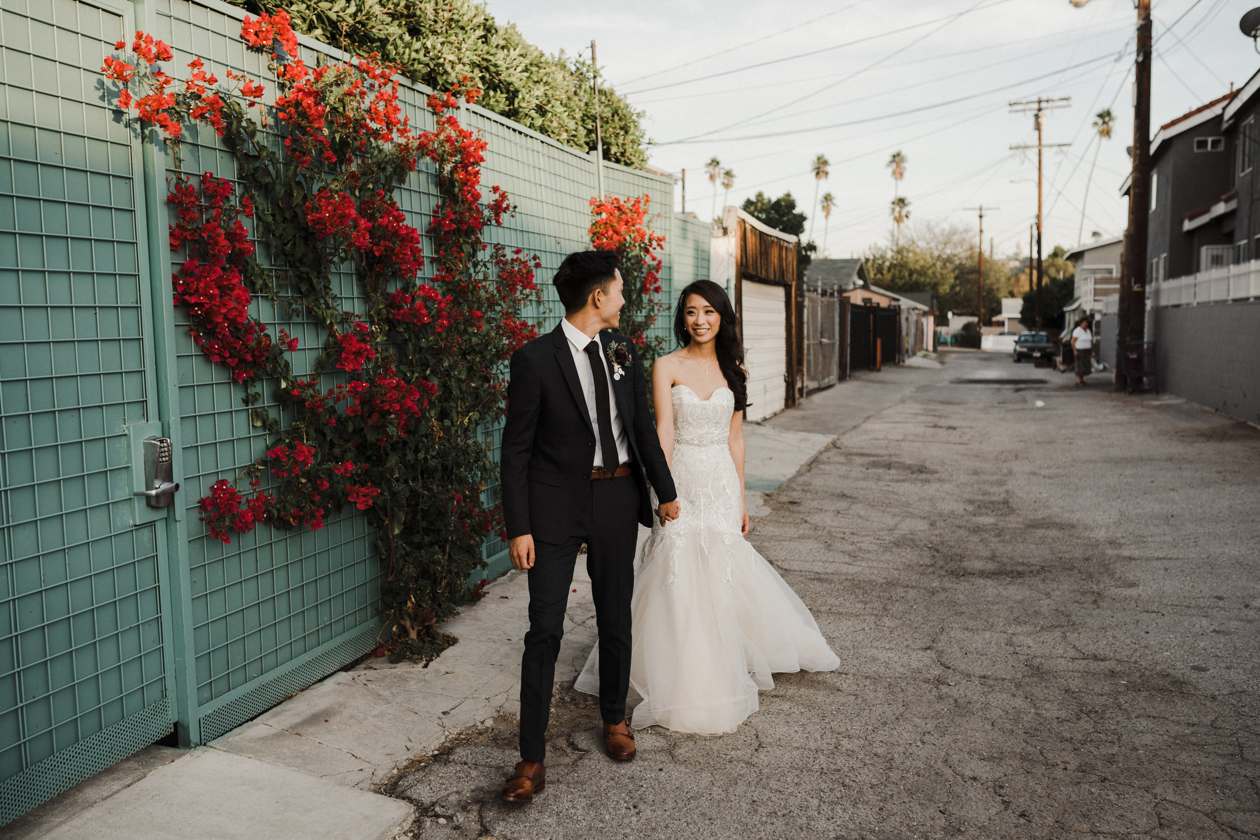 Danny & Kristy - The Ruby Street - Los Angeles, CA