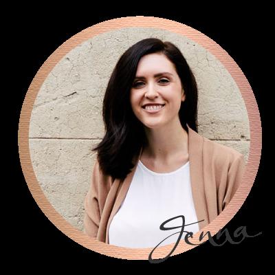 Jenna BlackCreative Copywriter -