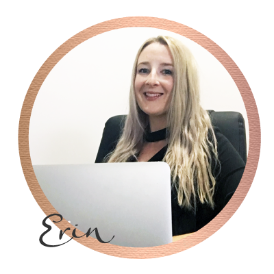 Erin RitchensGraphic & Web Designer -
