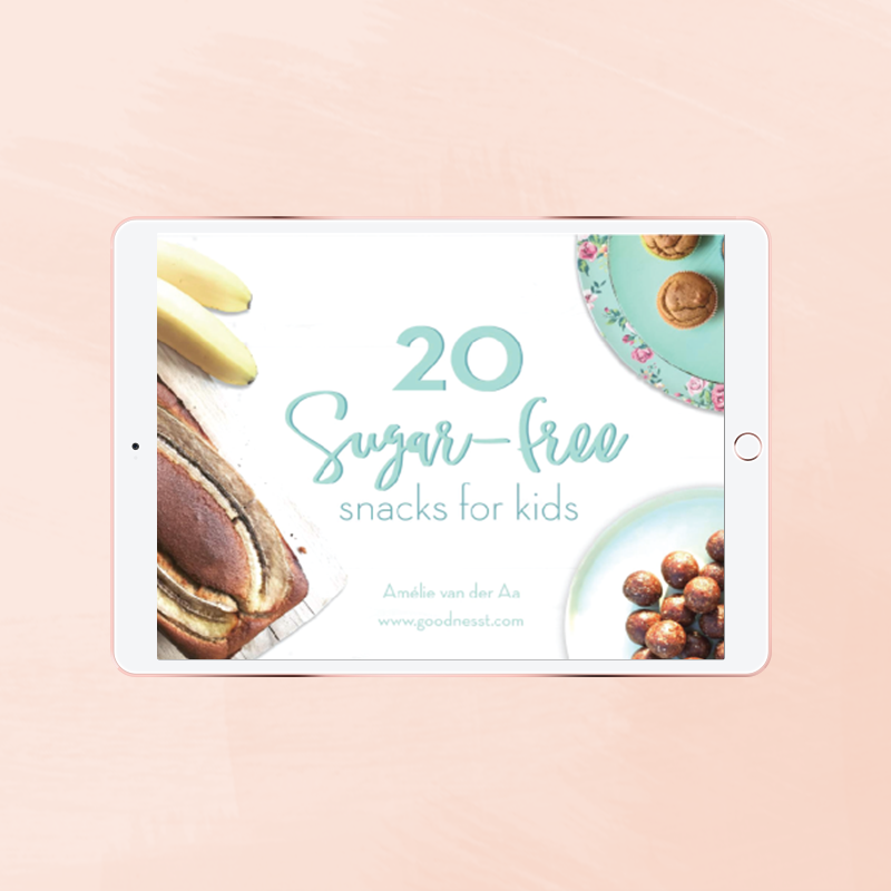 20 SUGAR-FREE SNACKS FOR KIDS BY  AMELIE, GOODNESST.COM