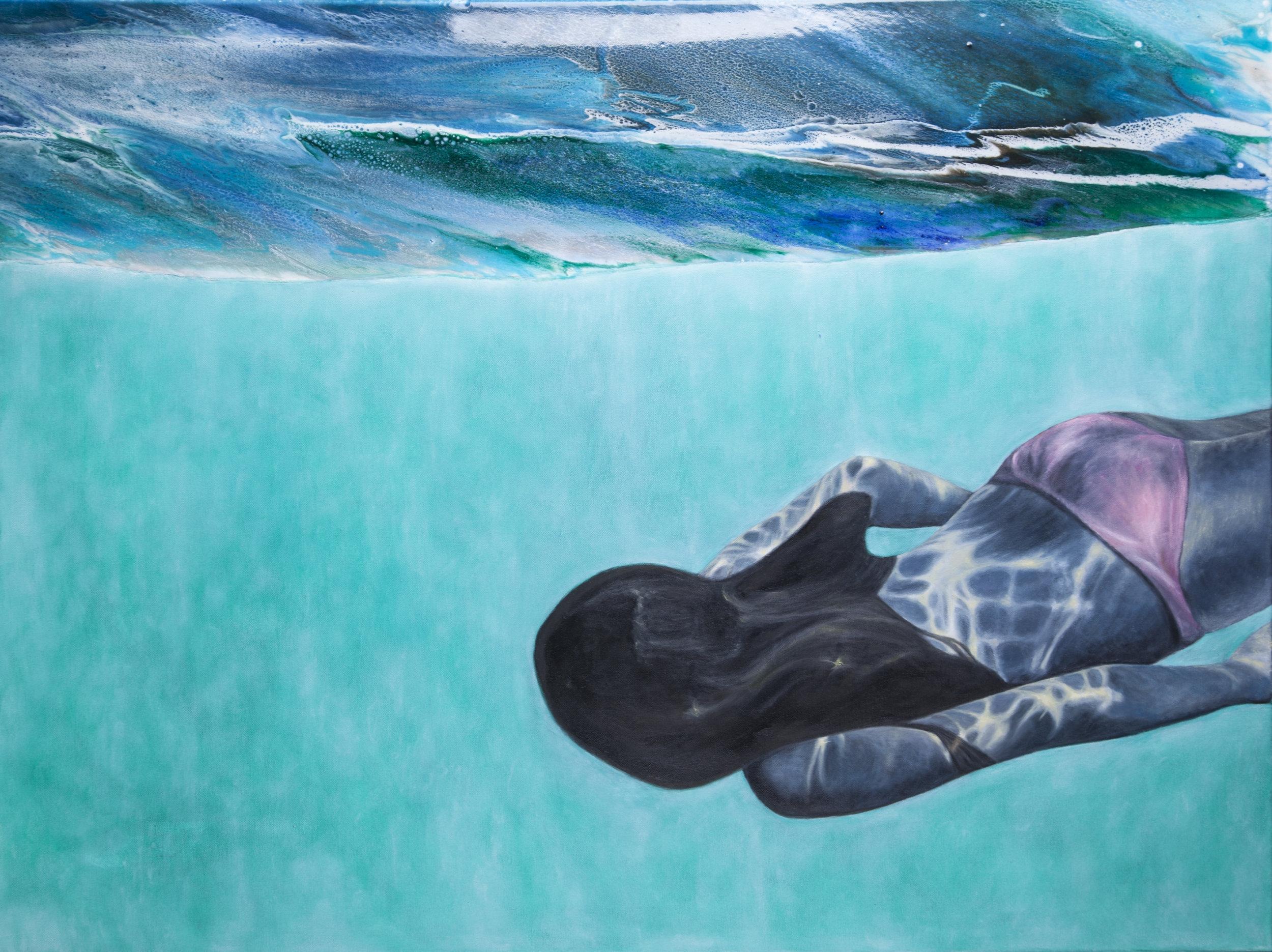 Underwater Ocean Series #1