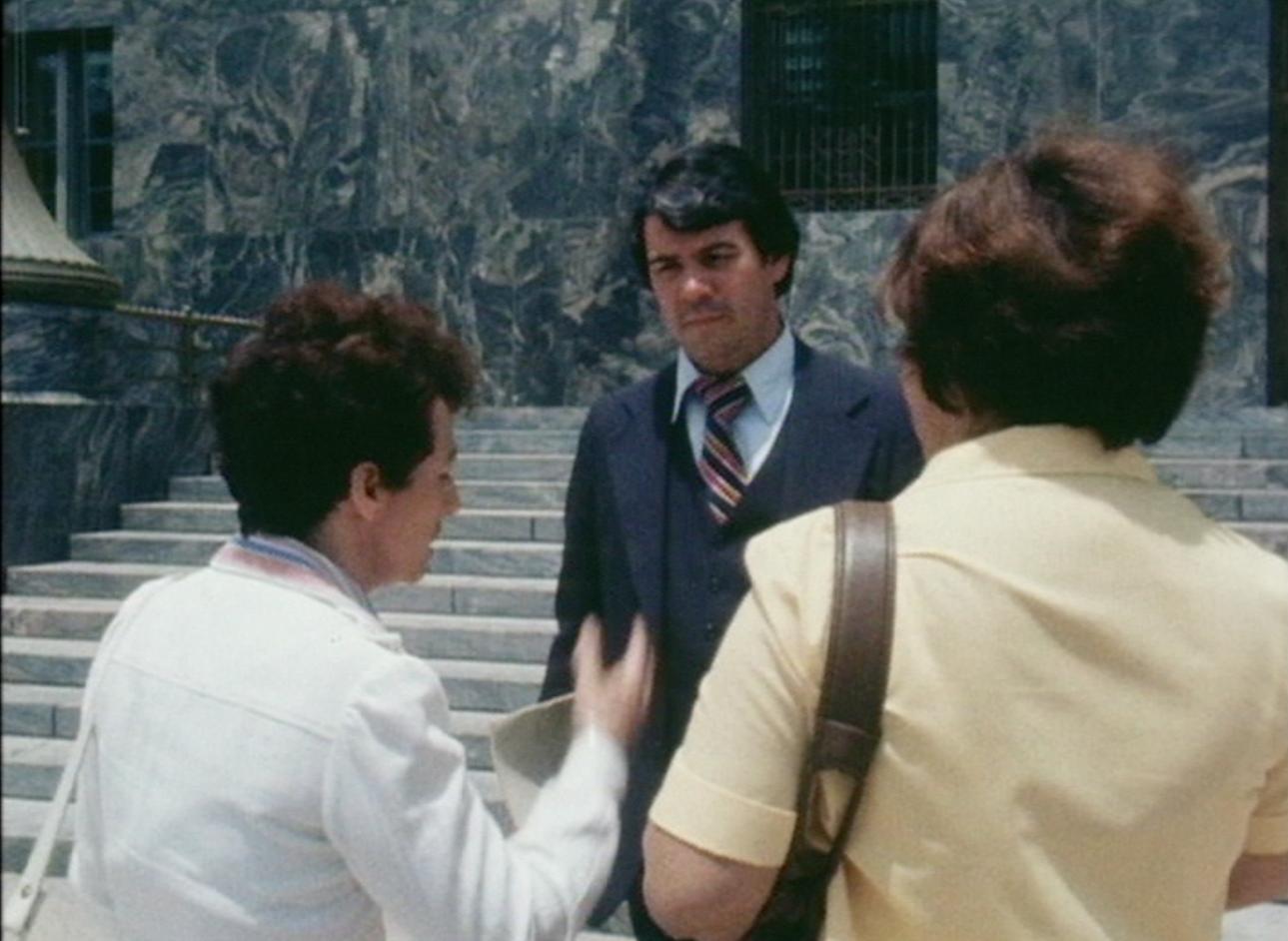 Frank Cruz Interviewing Women