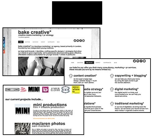 Bake Creative
