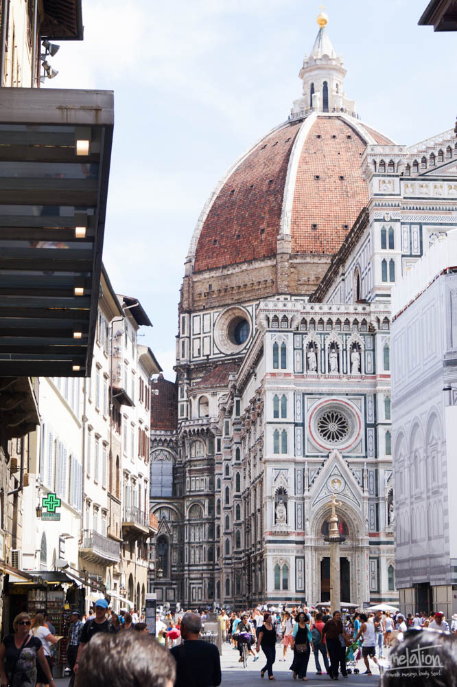 Duomo Cathedral of Santa Maria del Fiore (Florence Cathedral). Italy. illumelation.com 2015.