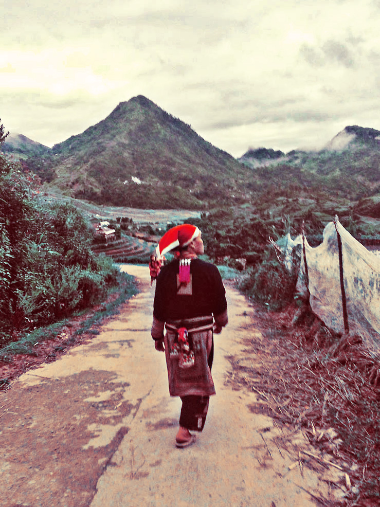 illumelation.com | Red Dao Hilltribe, Pham, in the Sapa mountains, Vietnam.