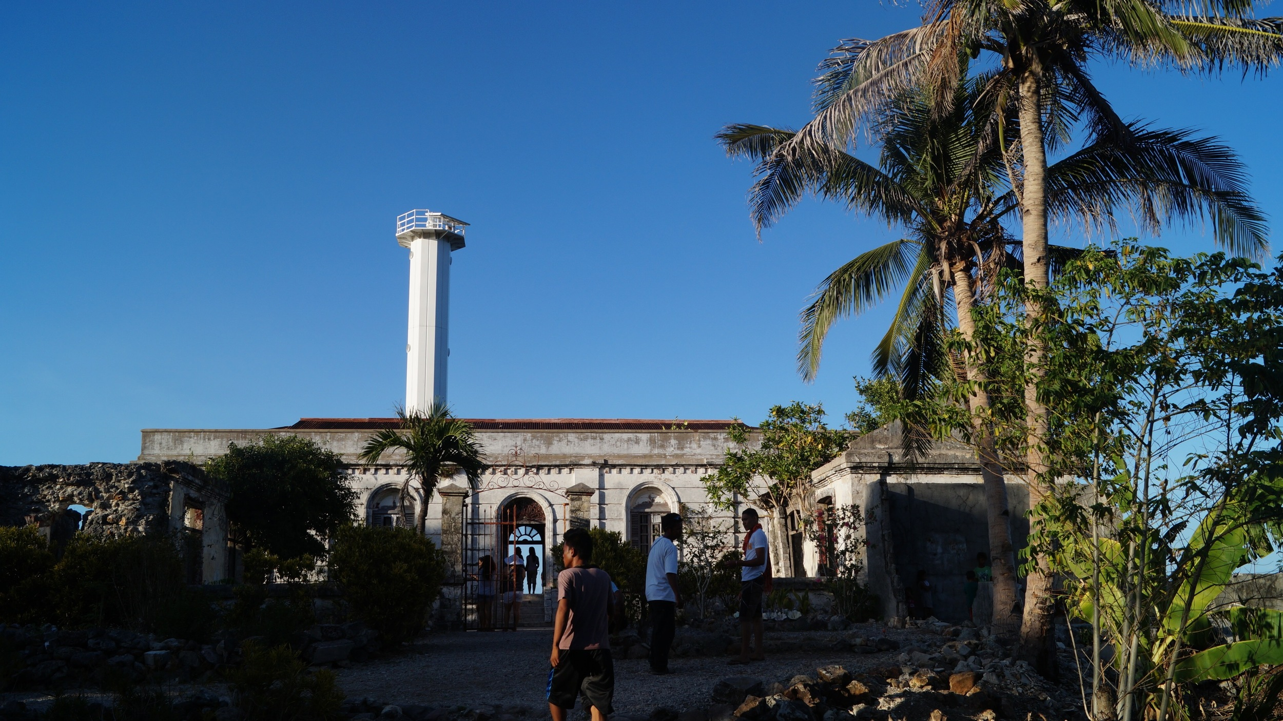 Philippines, Islas De Gigantes - Gigantes Norte Lighthouse - illumelation