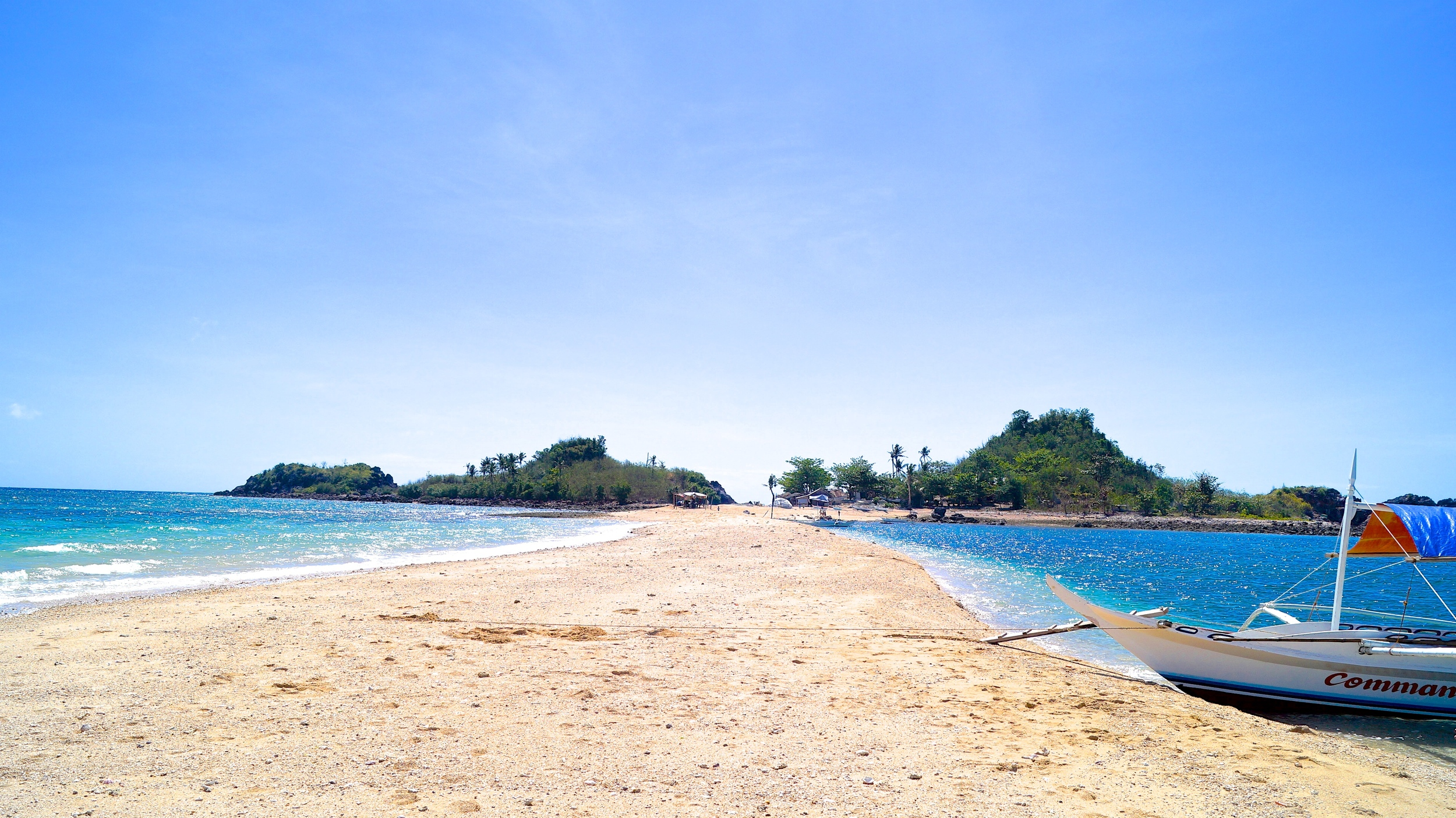 Philippines, Islas De Gigantes - Bantigue Sandbar - illumelation
