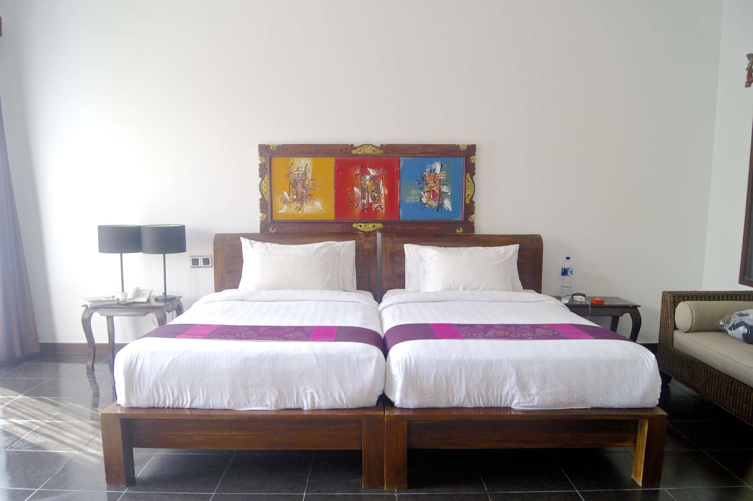 Ubud Raya Hotel - Zen Rooms - Ubud, Bali - Review - illumelation.com