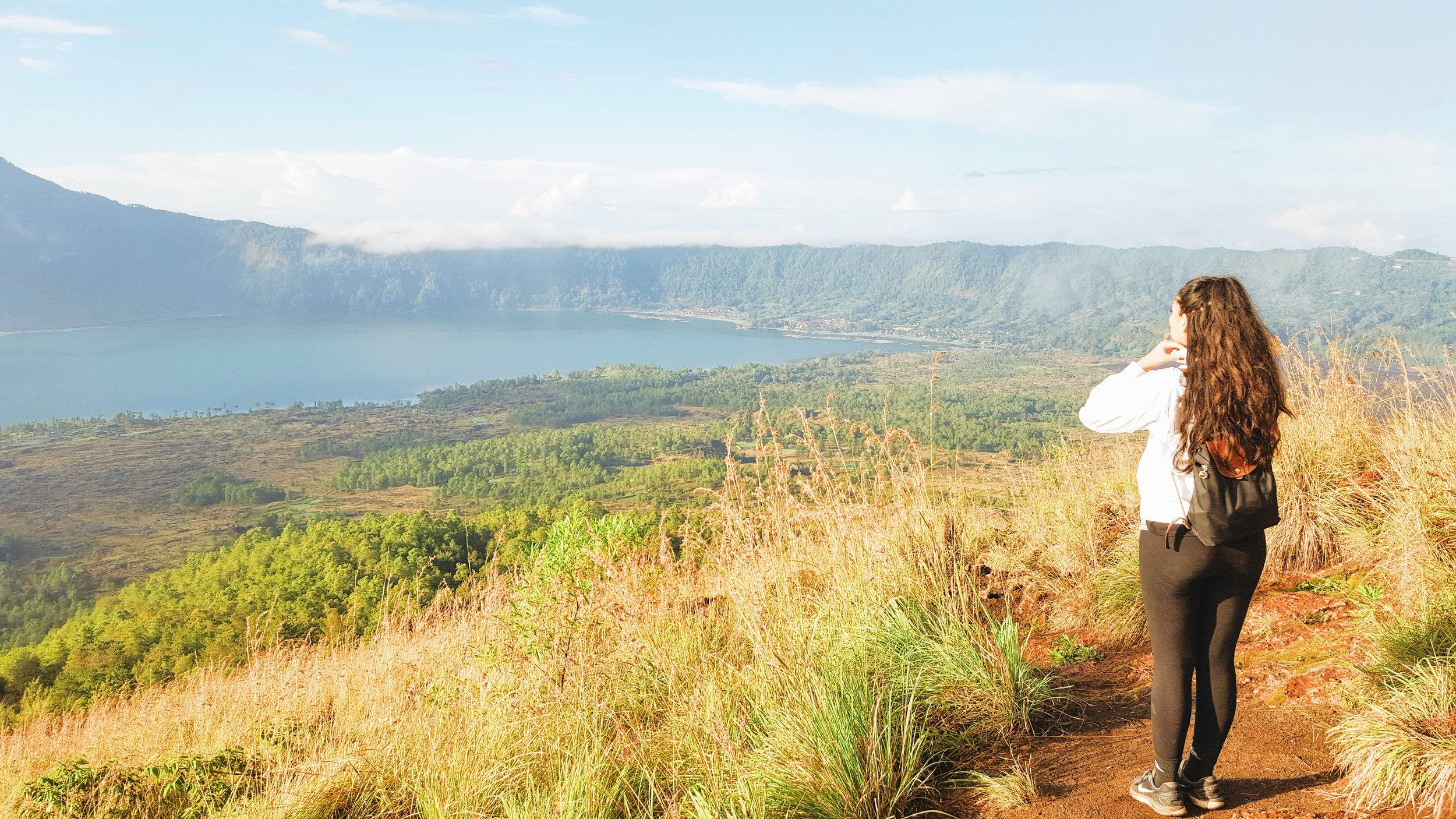 Mount Batur Sunrise Hike, Kintamani Lake, Bali, illumelation.com