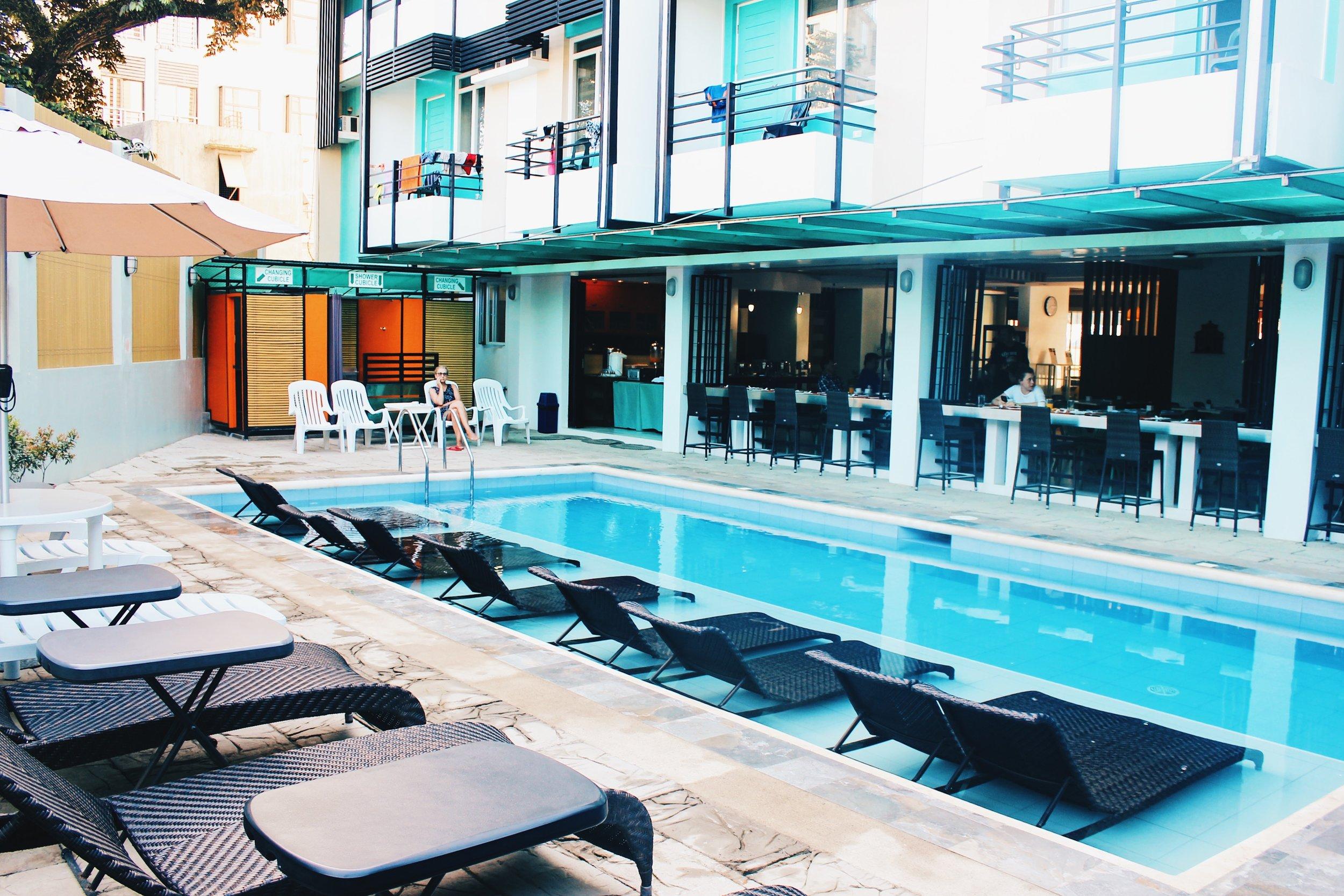游泳池-海茧酒店-厄尔尼多,巴拉望-评论在illumelation.combeplay3体育官方下载