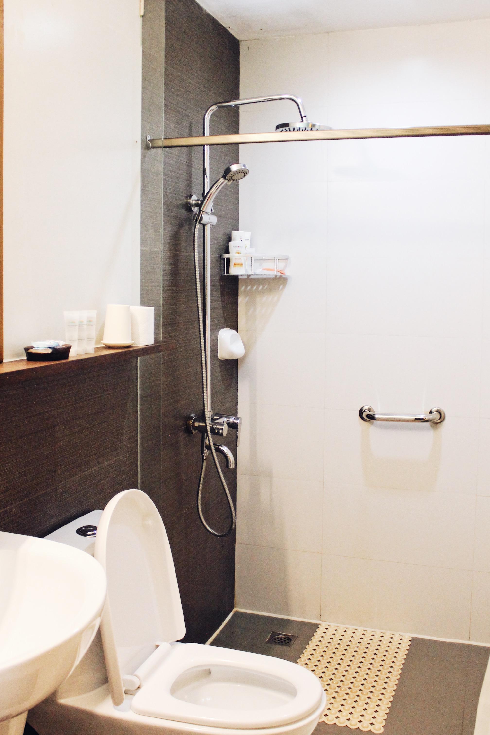 浴室-海茧酒店- El Nido,巴拉望岛-评论在illumelation.combeplay3体育官方下载