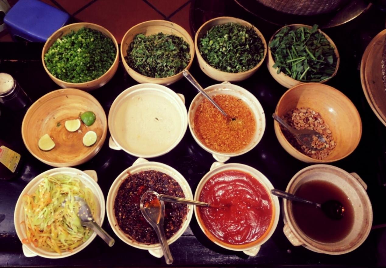 Spices in Hanoi, Vietnam - illumelation.com