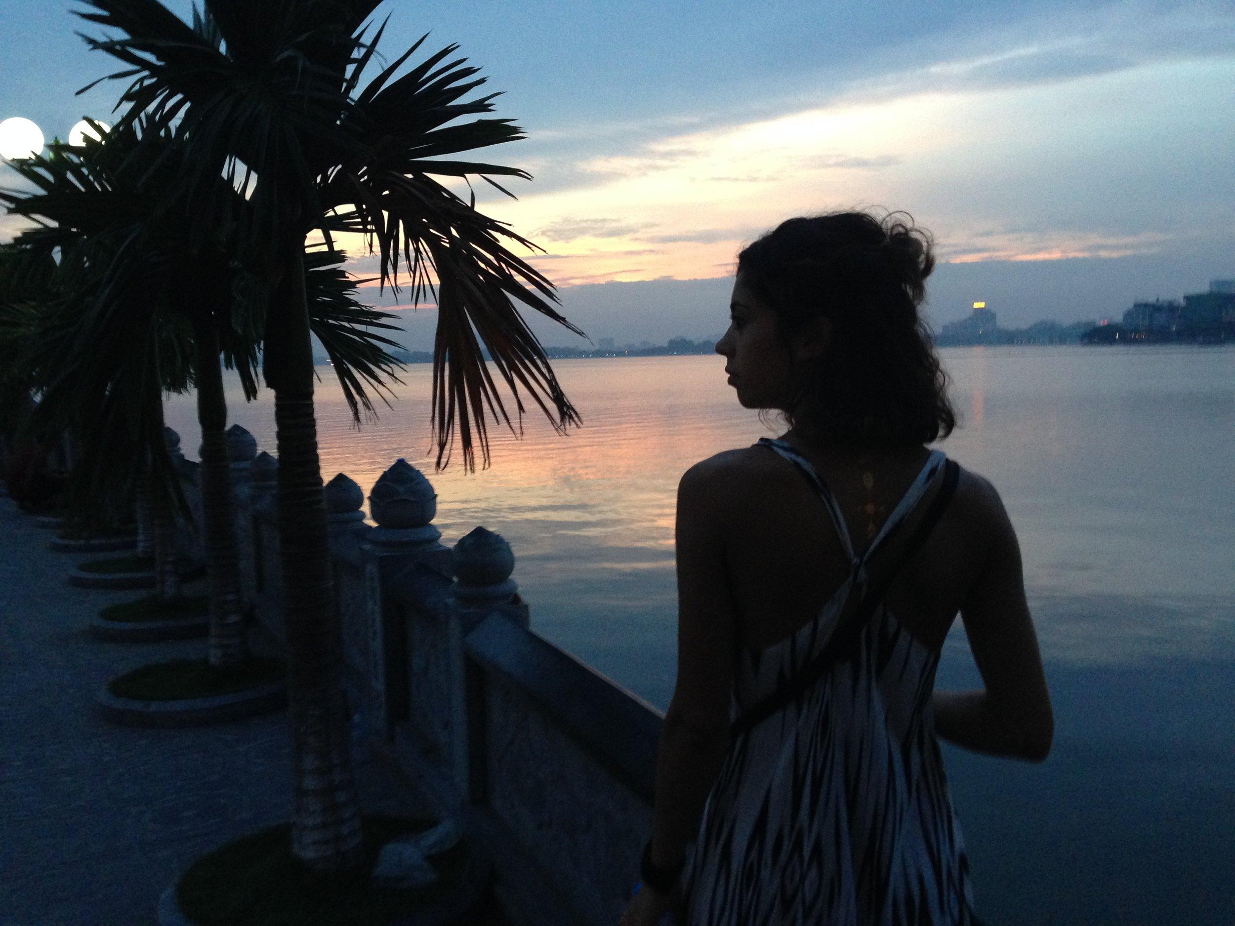 West Lake in Hanoi, Vietnam - illumelation.com