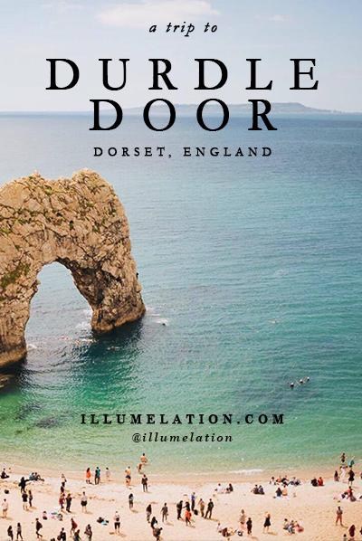 A Roadtrip to Durdle Door, Dorset, England - illumelation.com