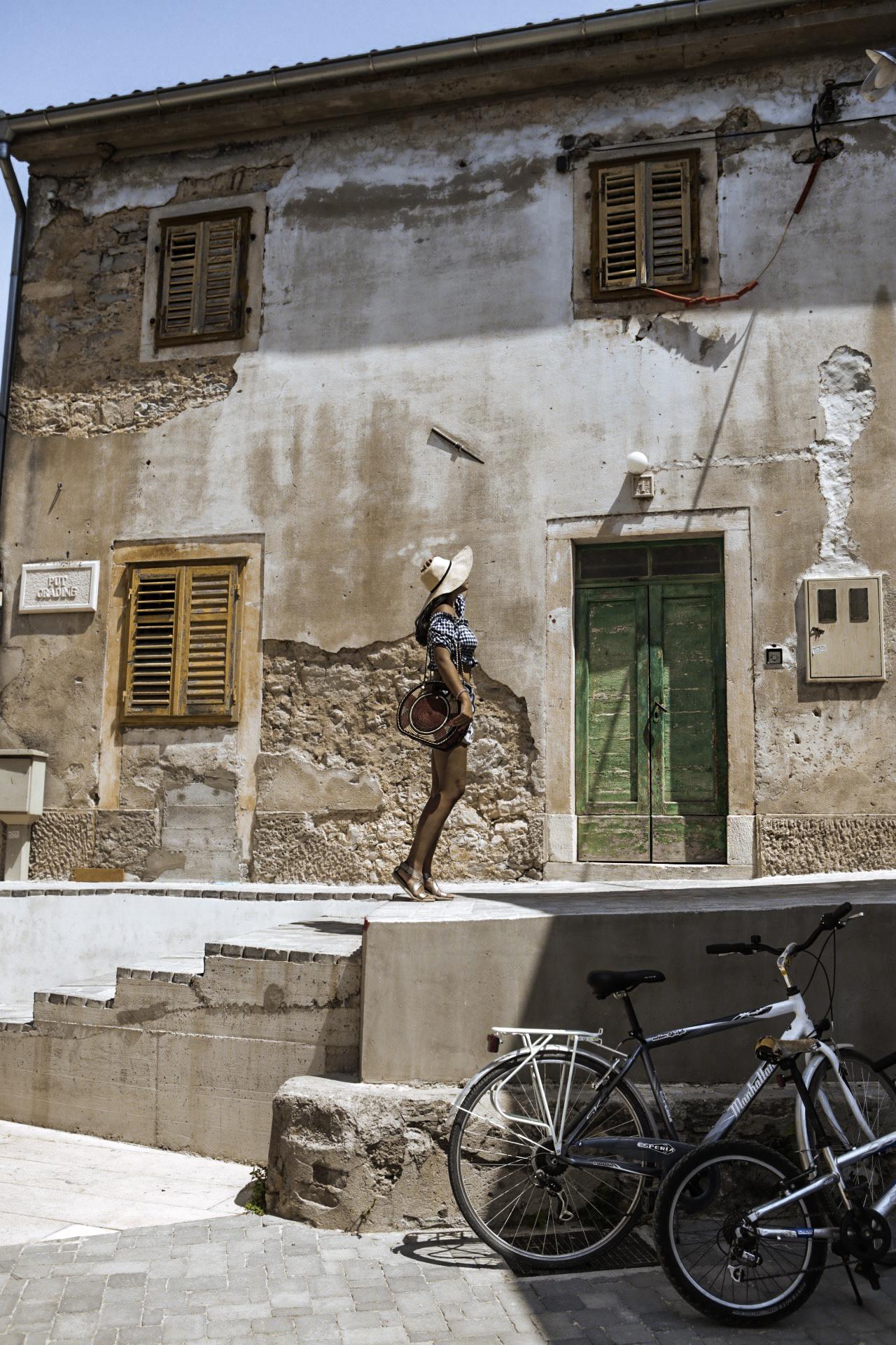 Wandering the Old Town in Skradin, Croatia - illumelation