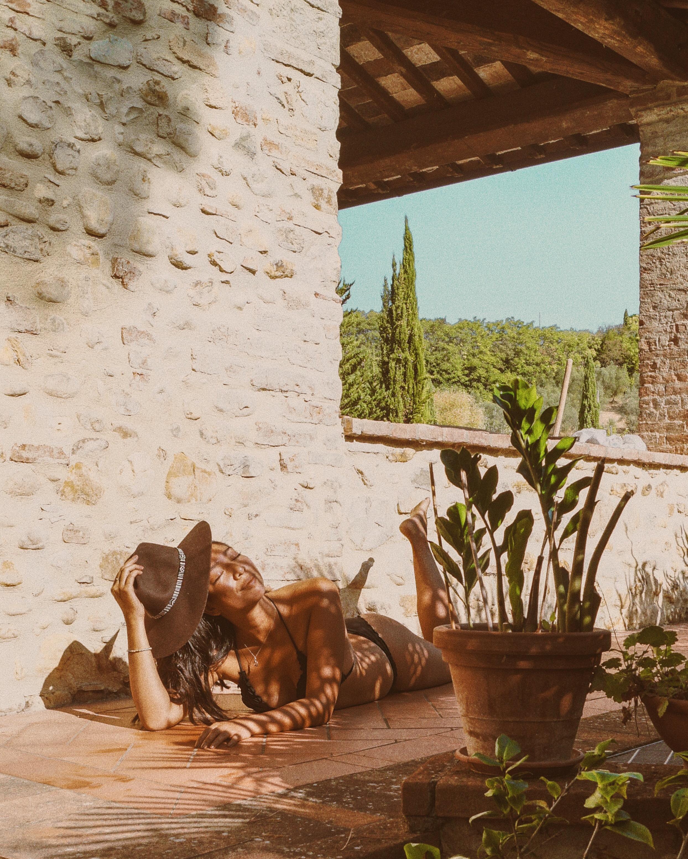 San Casciano Sunlight, Tuscany, Italy - illumelation x Cocobay Swimwear.jpg