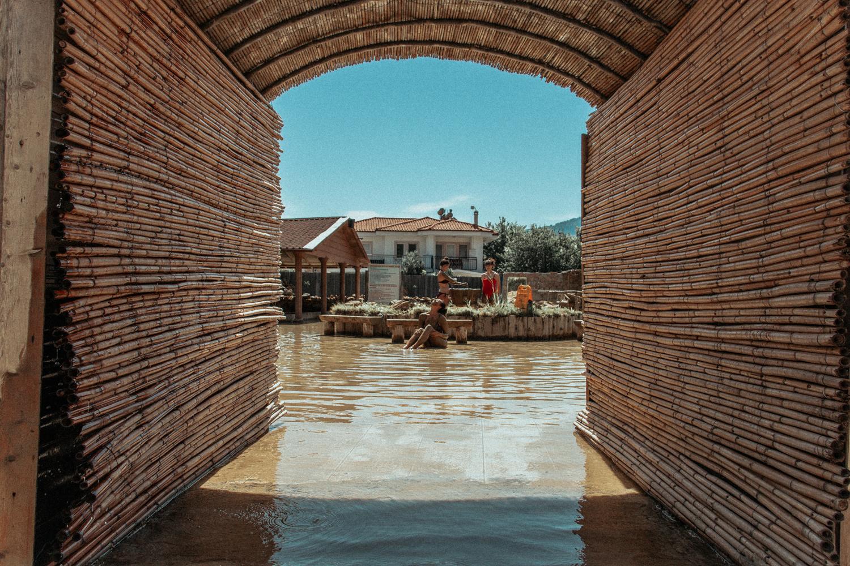 DALYAN三角洲泥浆温泉