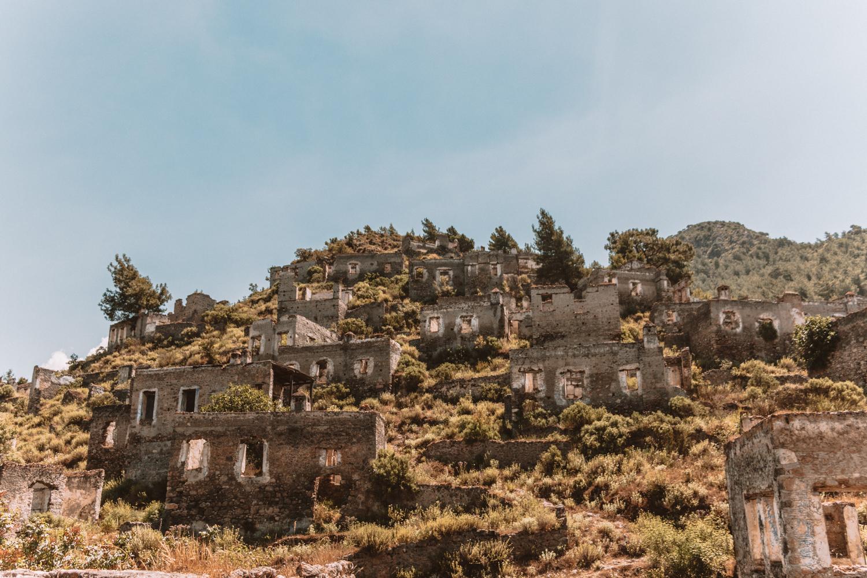 土耳其达拉曼Kayakoy的希腊和土耳其房屋废墟(8个中的5个).jpg
