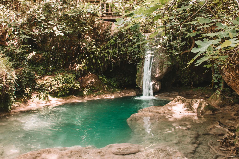 土耳其达拉曼Turgut的Selale瀑布(1 / 2).jpg