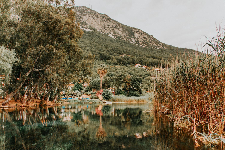 土耳其达拉曼阿基亚卡阿兹马克河游船