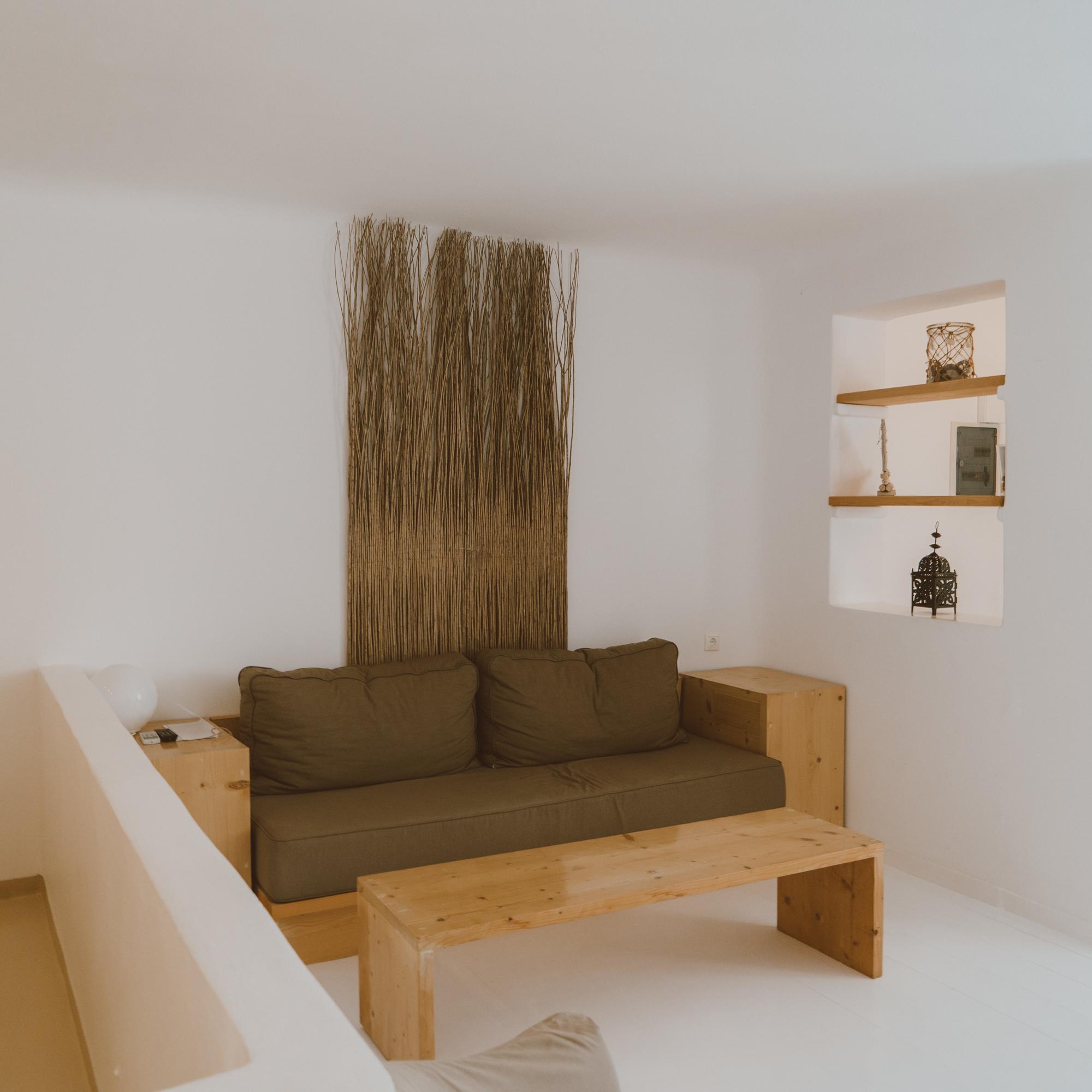 Salt Milos Bedroom - illumelation