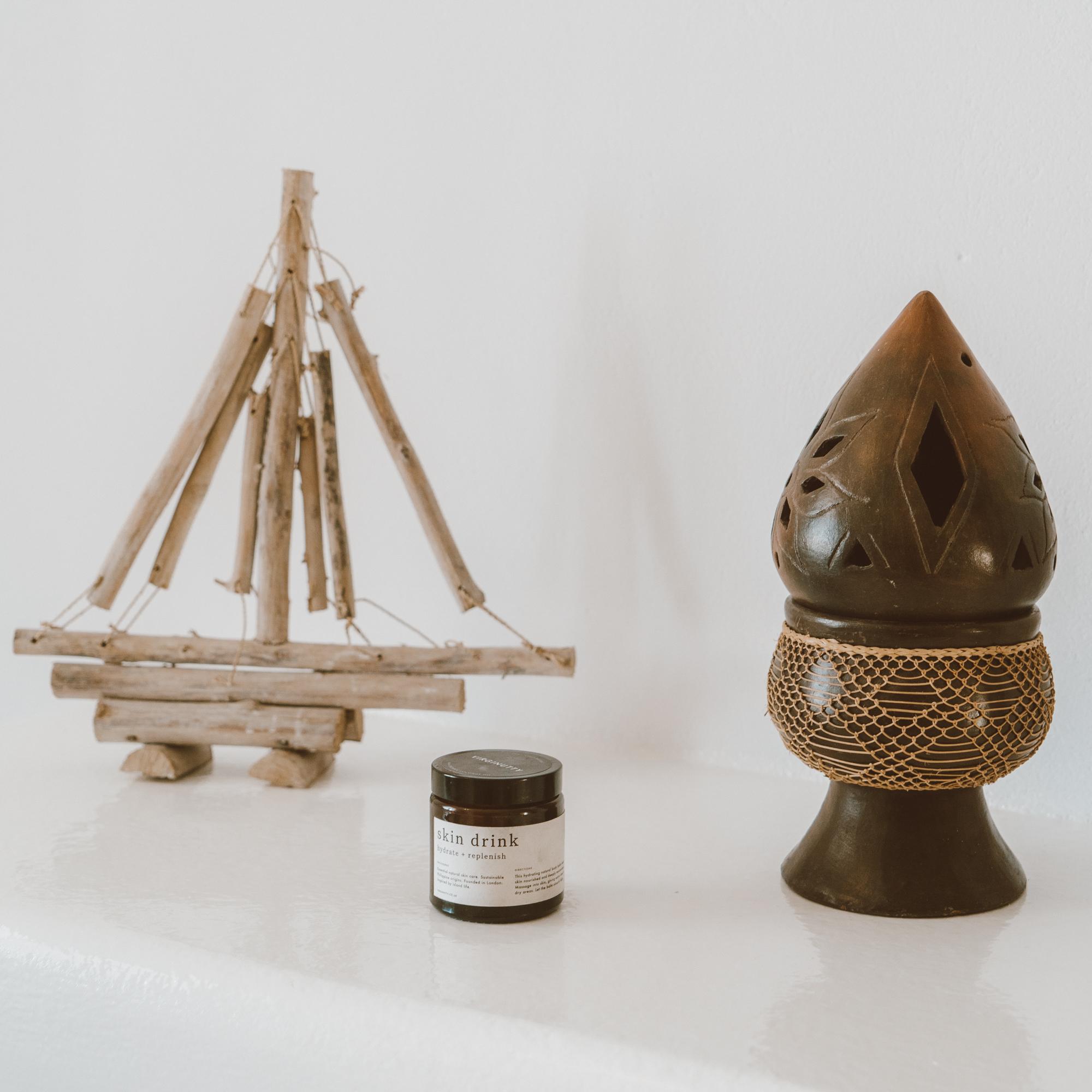 Salt Milos-装饰-古科里套房