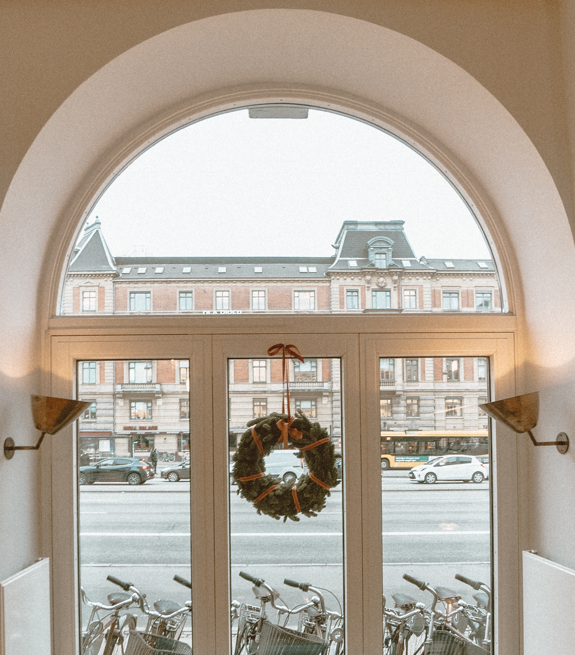 酒店亚历山德拉哥本哈根大厅视图