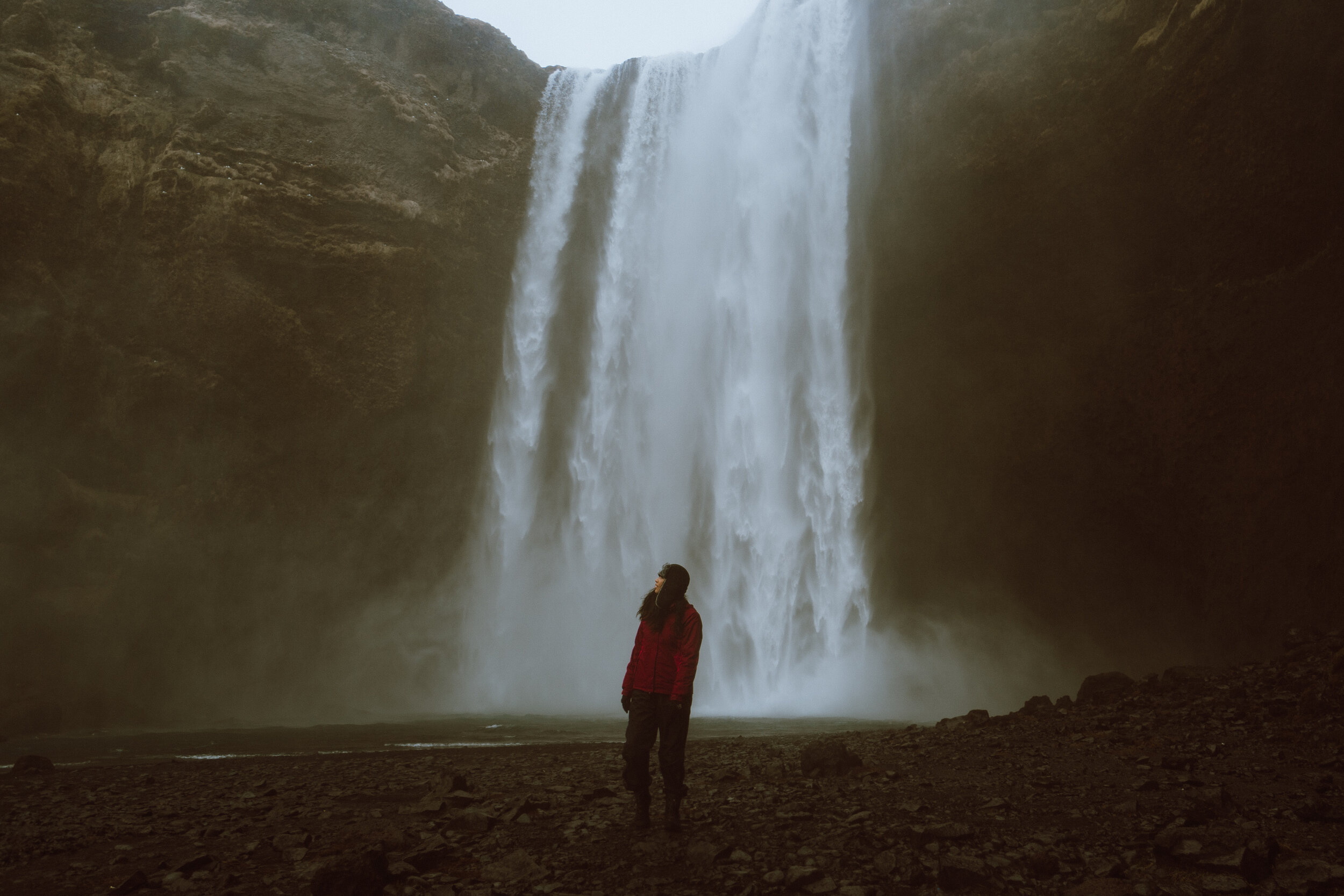 Mel在冰岛斯科息 - 盐湖租赁服务