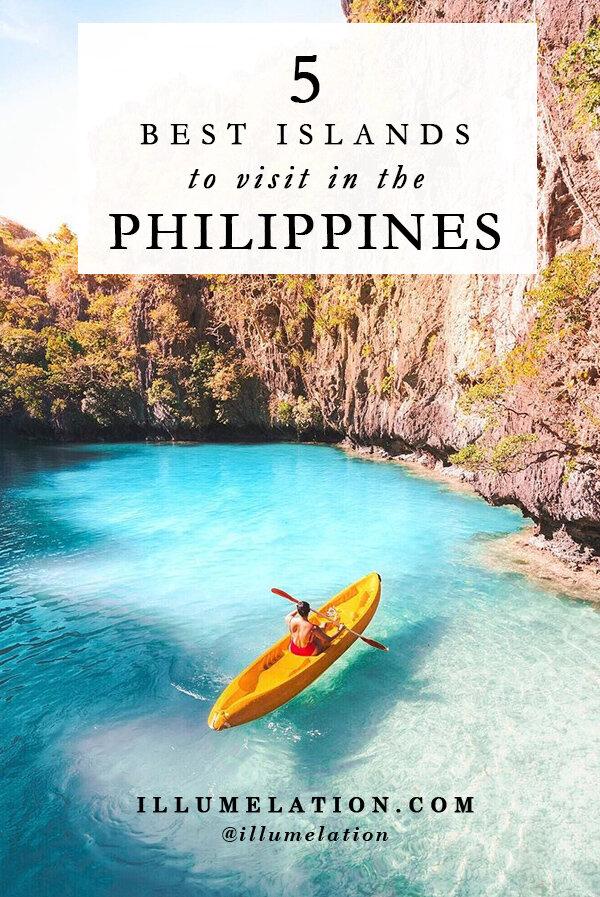 菲律宾最值得游览的岛屿