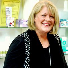 Sue Hopkins – Optical Dispenser