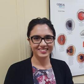 Viki Nikas – Optometrist