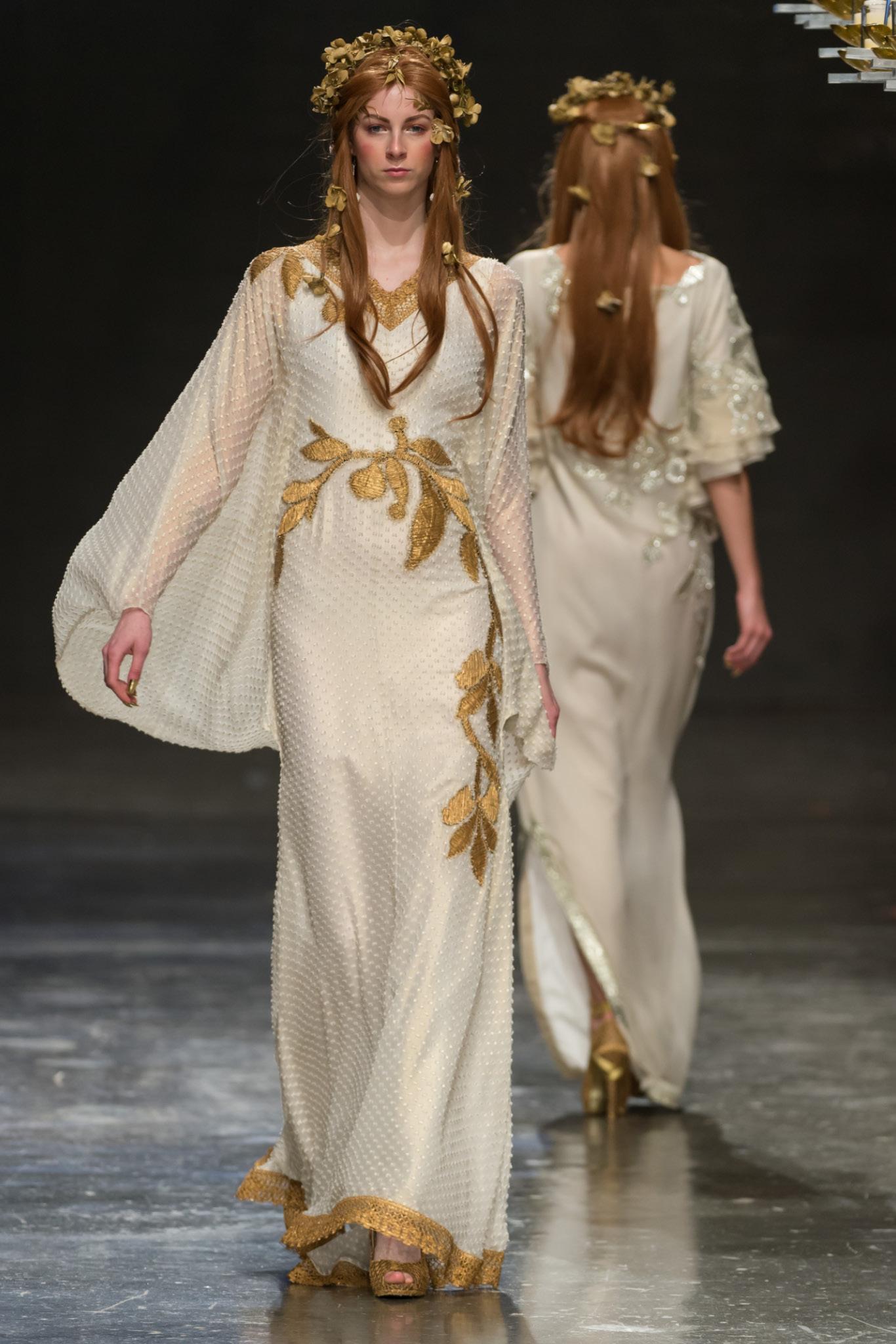Zareena at Fashion Forward Season 5.