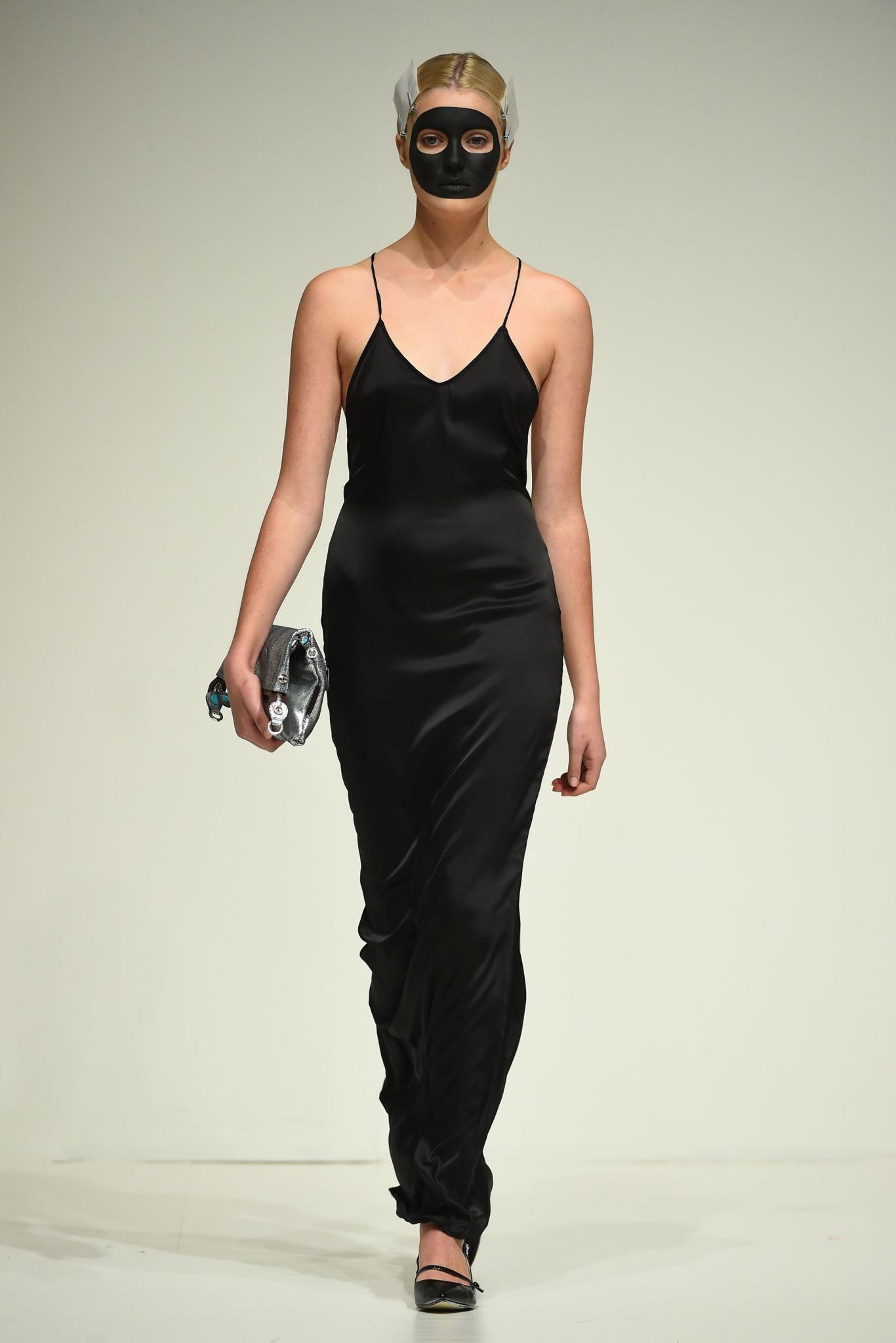 Taller Marmo at Fashion Forward Season 5.