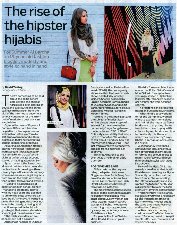 Gulf News - October 2014
