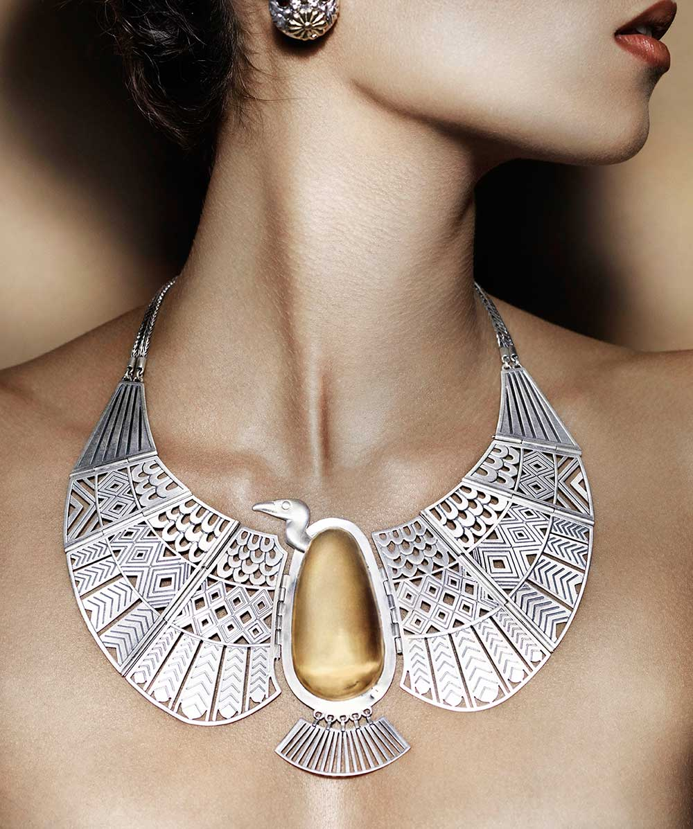 Azza-Fahmy-Vulture-Necklace-inspired-by-Ancient-Egyptian-Goddess-and-Patroness-'Nekhbet'.jpg