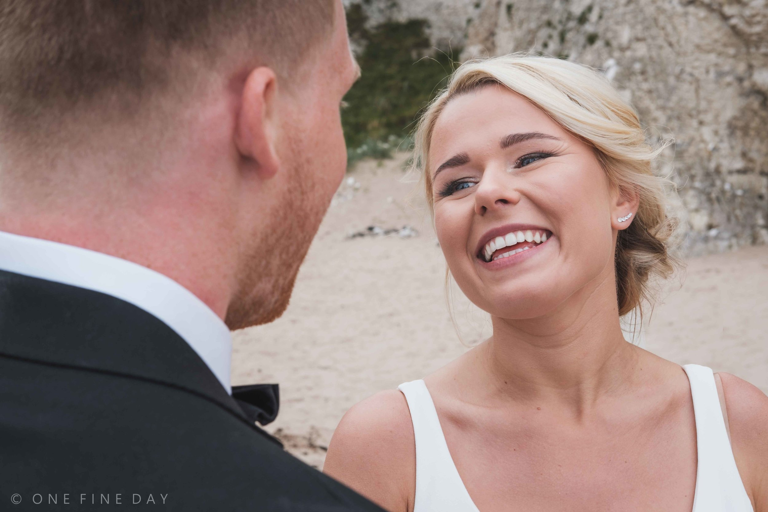 Whiterocks beach Northern Ireland Wedding photography